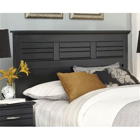 Black Wood King Size Headboard by Buy Platinum Wood Headboard Finish Black Size King