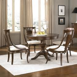 cherry dining room set american drew cherry grove ng 5 dining room set in brown beyond stores