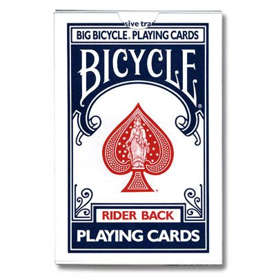 card decks jumbo bicycle card deck fast shipping magictricks