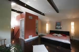 Bedroom Above Garage Addition Over Garage Modern Bedroom Toronto By Hot