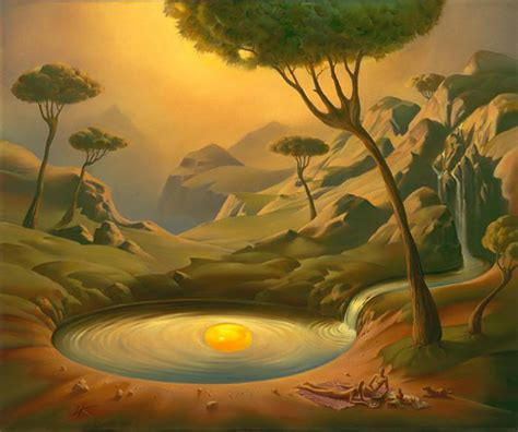 imagenes surrealistas manzana surrealistic paintings by vladimir kush