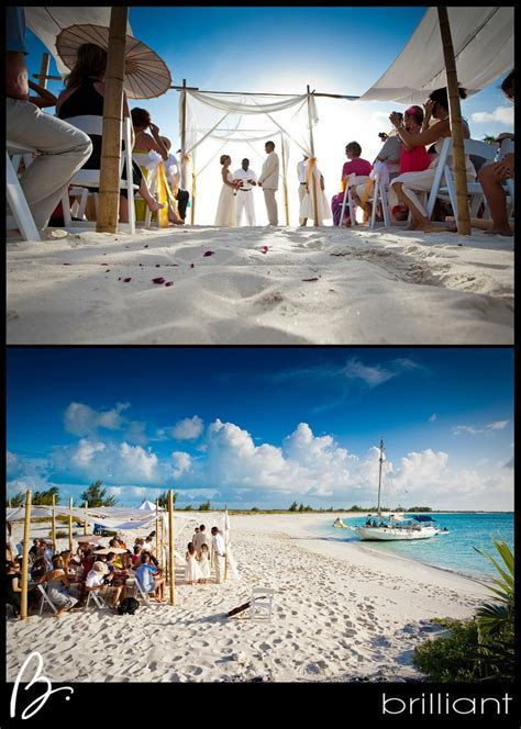 Water Cay by boat, ceremony location, Turks and Caicos