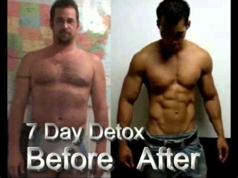 Results After Detox by See Amazing Results Using 7 Day Colon Cleanse Part 1