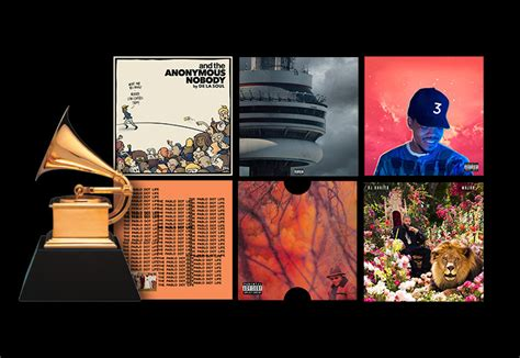Every 2017 Best Rap Album Grammy Nominee Has A Shot   HipHopDX