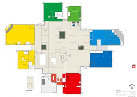 lego house floor plan lego house big archdaily