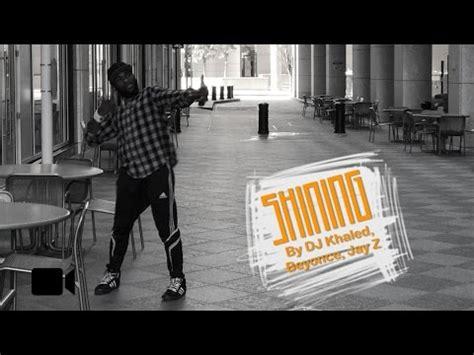 youtube urban dance tutorial shining by dj khaled jay z beyonce urban cardio dance