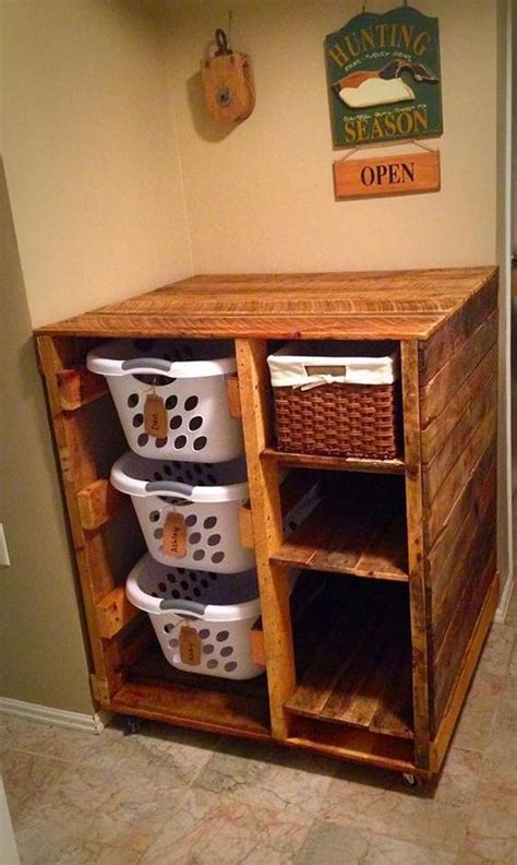 Laundry Basket Dresser by Laundry Basket Dresser For The More Organized Laundry Room