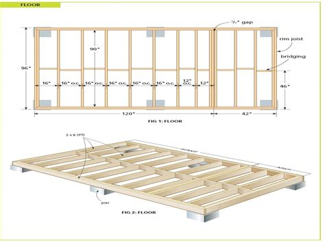 shed floor plans free wood cabin plans free diy shed plans free bunkie plans