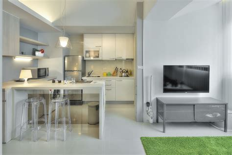 small kitchen apartment studio small taipei studio apartment with clever efficient design idesignarch interior design