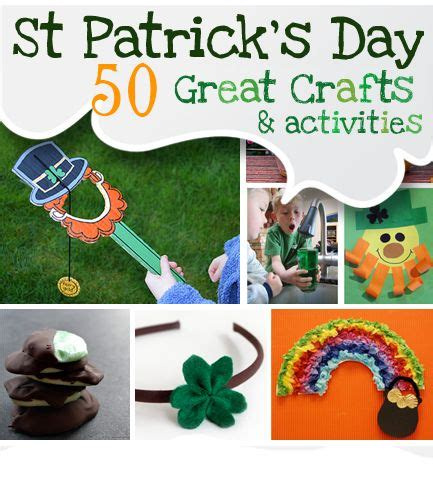 st s day craft 50 st patricks day crafts activities st s day