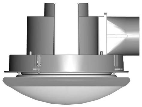 Promo Ceiling Exhaust Fan Kdk 10 25 Cm 25tgq Terjamin lighting australia 25cm 10 quot exhaust fan with two lights in silver ventair nulighting