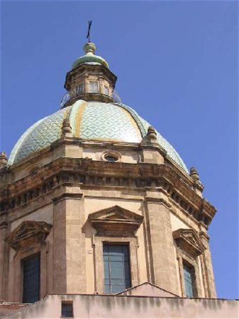 La Cupola Casa Professa La Cupola Picture Of Chiesa Gesu