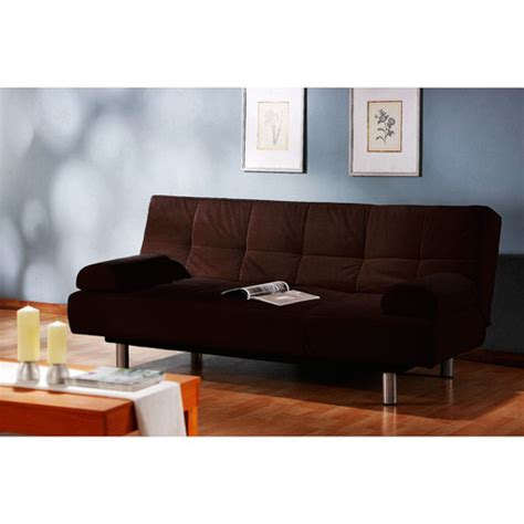 walmart bed couch atherton home manhattan convertible futon sofa bed and