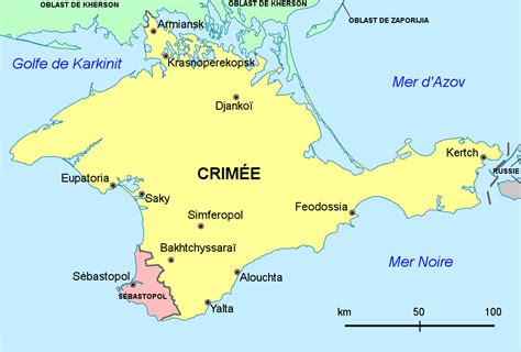 map ukraine crimea crimea map my