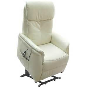 fauteuil releveur 233 lectrique 2 moteurs luxe cuir domitec