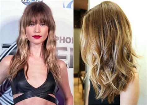 look cabello mujer 2016 tendencia cortes de pelo primavera verano 2016 look and