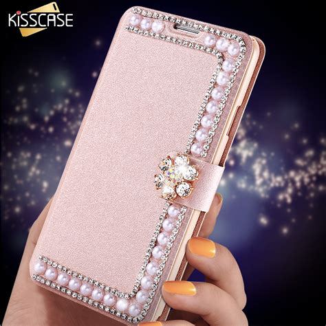 Paket Anti Skin Glitter Samsung S7 Edge kisscase glitter pearl φ φ buckle buckle cover for samsung galaxy s8 s8 s8 plus s7 s6 edge