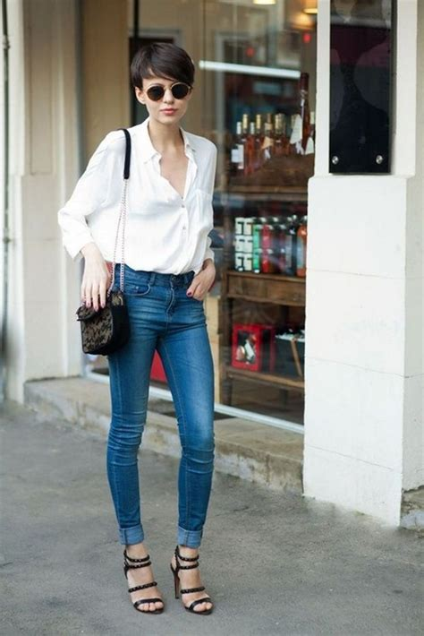 how tohi lite shirt pixie hair 20 new street style outfits to try in 2016 glam sugar