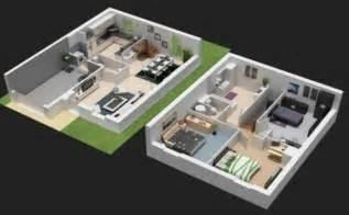 site plan maison 3d gratuit