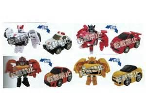Transformer Mini Q Bumblebee Oprimus Prime Lockdown Ori Takara q transformers new figures revealed transformers news tfw2005