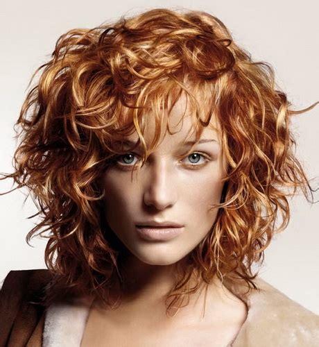 Krullend Haar by Kapsels Met Krullend Haar