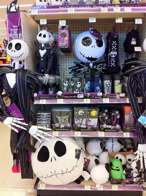 nightmare before at walgreens decorating
