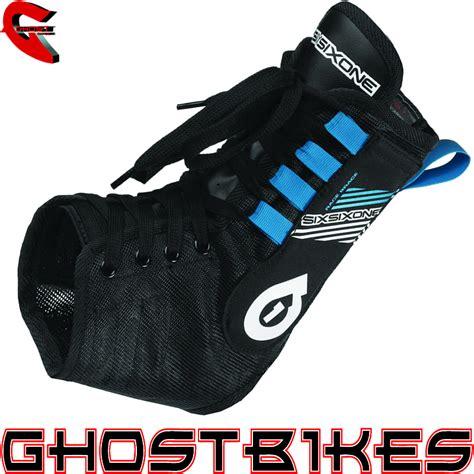 sixsixone motocross sixsixone 661 2012 race brace pro ankle support motocross