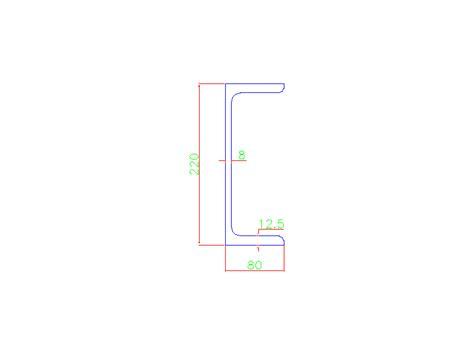 Bettdecke 220 X 220 by Uap 220 C220x80x8x12 5 Free Cad Blocks And Cad Drawing