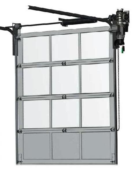aluminum door section ace doors 24hr service on all overhead doors openers