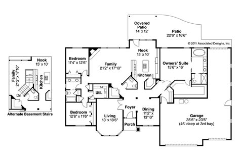 traditional house plan traditional house plans hollyview 30 554 associated