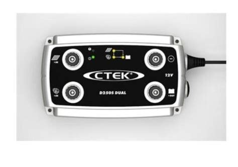 dc dc chargers ctek d250s dual battery charger dc to dc 12v dc car agm
