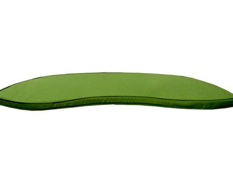garden bench cushion 150cm 150cm green banana bench cushion banana bench cushion green