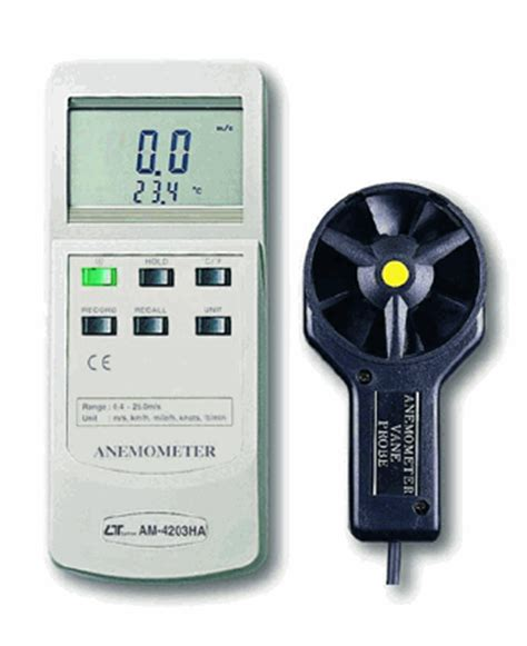 Jual Anemometer Digital Lutron Am 4202 anemometers