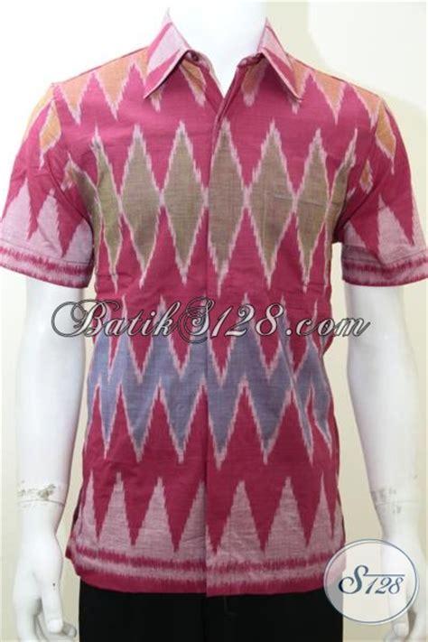 Baju Tenun Asli model baju tenun pria terbaru pakaian asli indonesia