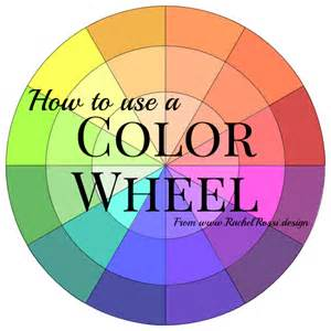 how to use a color wheel how to use a color wheel