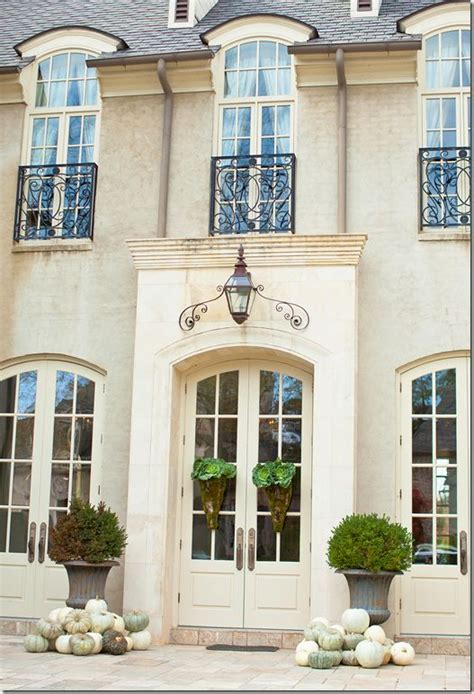 french style house exterior french chateau architecture gorgeous entry holidays pinterest