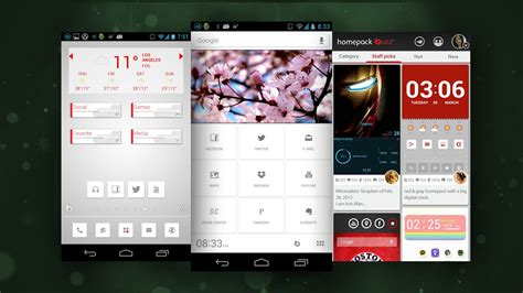 buzz launcher themes mobile9 best launcher applications for android devices wiproo