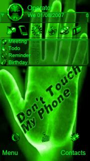 themes download on my phone download dont touch my phone nokia theme mobile toones