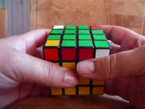 tutorial rubik 4x4 rubik s 4x4 cube tutorial part 3 3 youtube