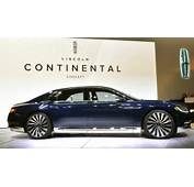 2018 Lincoln Continental The Updates On Luxury Vehicle