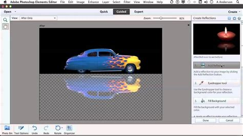 tutorial adobe photoshop elements 11 photoshop elements 11 tutorial creating a reflection