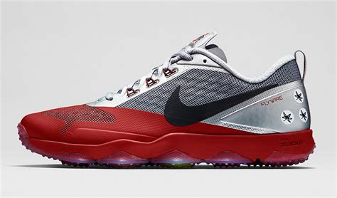 ohio state nike shoes nike zoom hypercross quot quest quot collection featuring