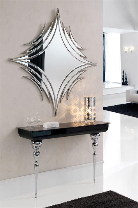 miroirs design miroirs design argent tous les objets de d 233 coration sur maison