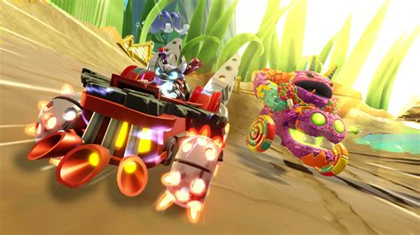 Kaos Lego Lego Graphic 16 a closer look at the racing mode in skylanders