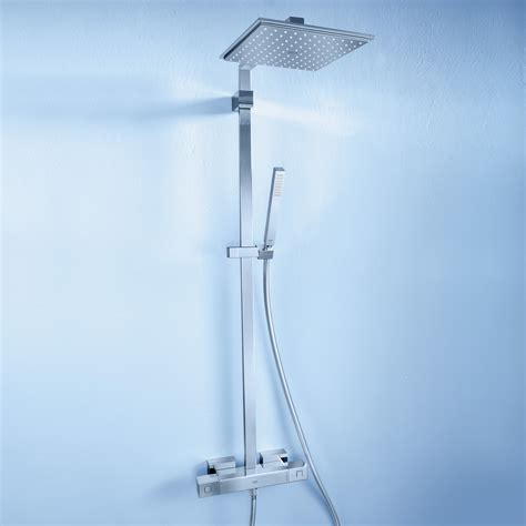 Grohe Shower by Grohe Euphoria Cube Shower System With Thermostatic