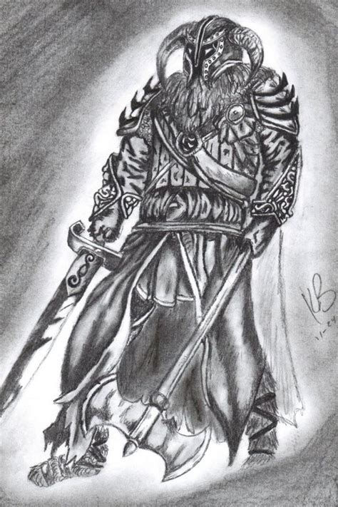viking warrior tattoo designs viking design pencil drawing