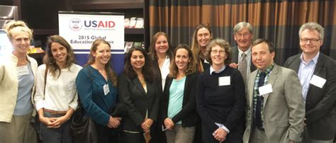 cie  represented  usaid global education summit