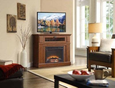 tv fireplace combo designs how to accessorize your room by corner fireplace mantels ideas