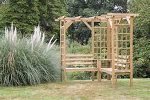 Pergola Swings Winchester Pergola Seat Garden Furniture Land