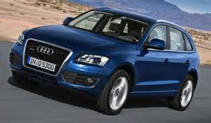 Audi Q5 Price 2010 Audi Releases Prices For 2010 A4 2010 A5 2010 Q5